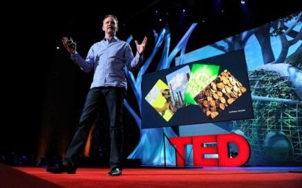 『自分のモデルとなる語り部をTEDでみつけて』