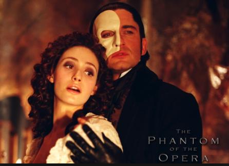 【課題曲】The Phantom of the opera(6曲一覧)
