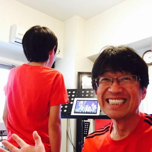 かわいくて透き通るようなボーイソプラノでいきものがかりを歌います!(#jean)