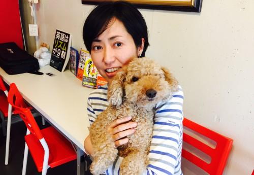 夏子のステージボイスは「朗読モード」(#natsuko)