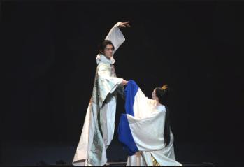 次回の舞台「古事記」への準備。映像とのシンクロあり (#ichikawa)
