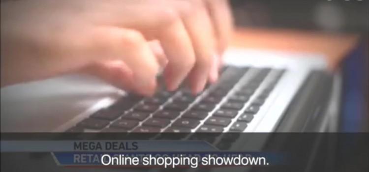 【アメリカネット商戦夏の陣】showdown, doorbuster, follow suit