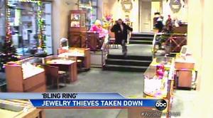 この宝石強盗団は本当にすごい!