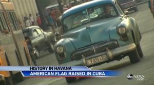 アメリカとキューバ、50年振りに国交回復!