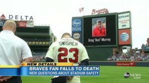 起きてしまいました。大リーグ野球観戦時の死亡事故