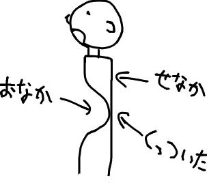 ブレスは毎回「おなかとせなかがくっつくぞ」ですよ (#Koide)