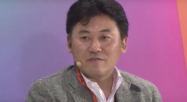 82) 8人の日本人CEOの英語スピーチ