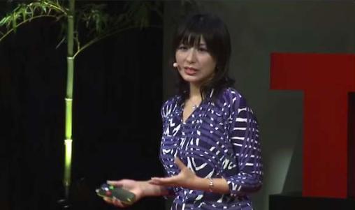 【TED】Yoshie Komuro