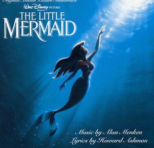 【課題曲】Part of the World from The Little Mermaid