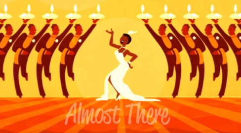 【課題曲】Almost there from Princess and The Frog
