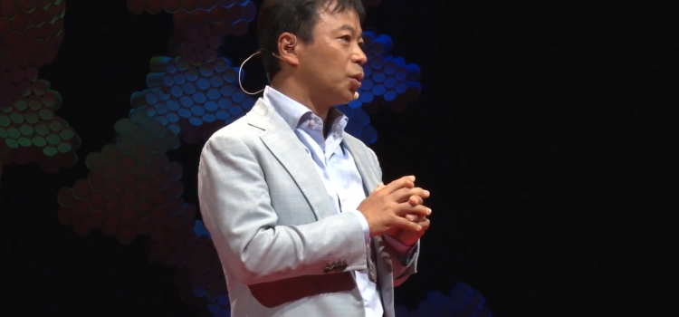 Becoming happy by expressing yourself 120% | Mamoru Taniya | TEDxSapporo